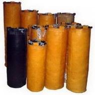 Боксерский мешок кожаный МЧБ (ассорт.), фото 1