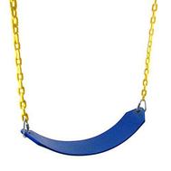 Качели мягкие резино-пластиковые Playgarden (синие), фото 1