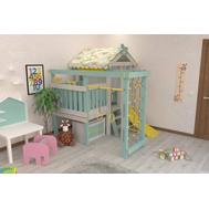 Игровой комплекс-кровать САВУШКА BABY-1, фото 1