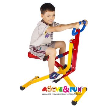 Детский райдер (наездник) Moove&Fun, фото 3
