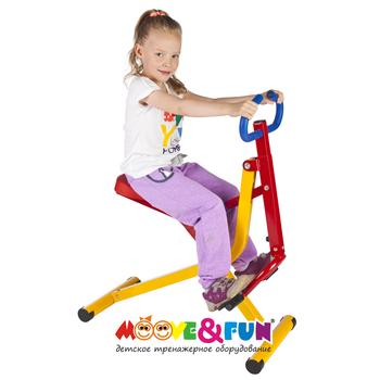 Детский райдер (наездник) Moove&Fun, фото 4