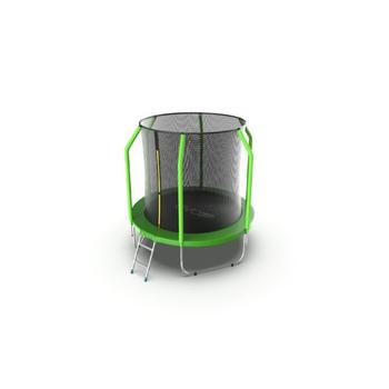 Батут EVO JUMP COSMO 6FT GREEN, фото 2