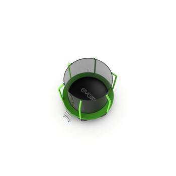 Батут EVO JUMP COSMO 6FT GREEN, фото 4